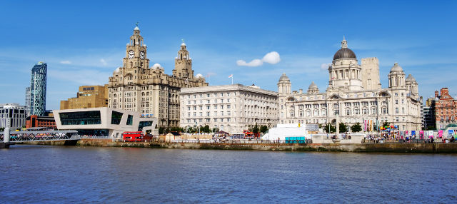 Tour alternativo de Liverpool: guerra y cultura