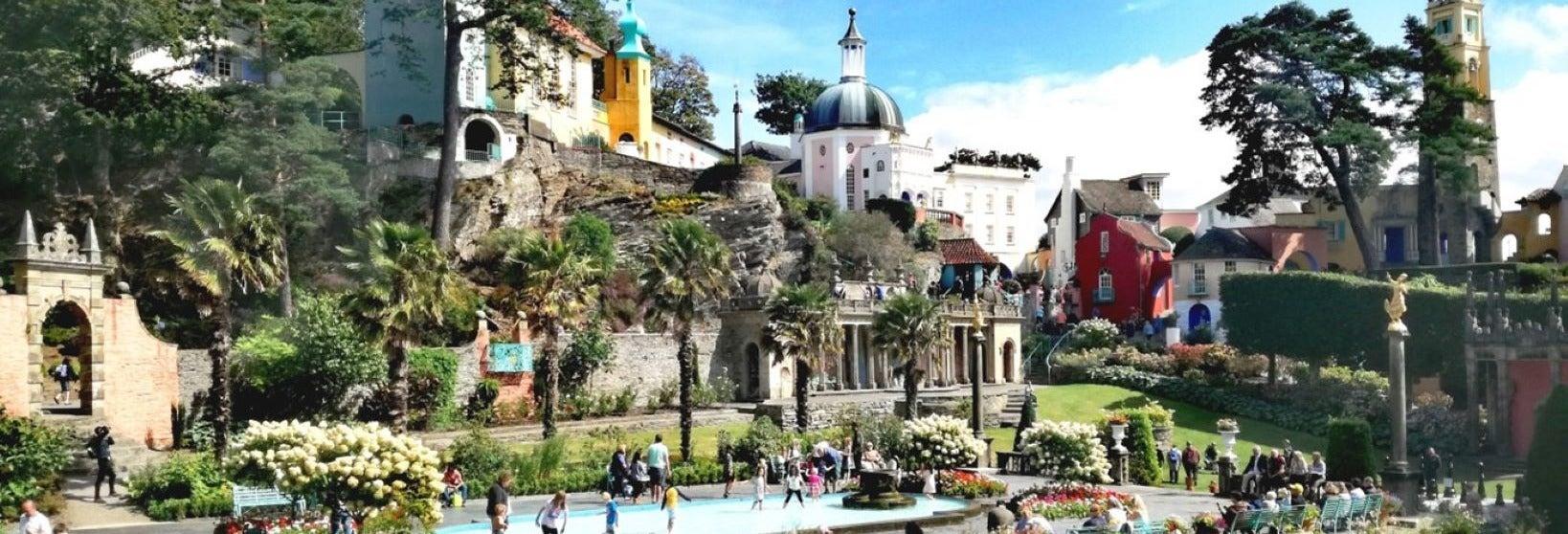 Excursión a Caernarfon, Portmeiron y Parque Nacional Snowdonia