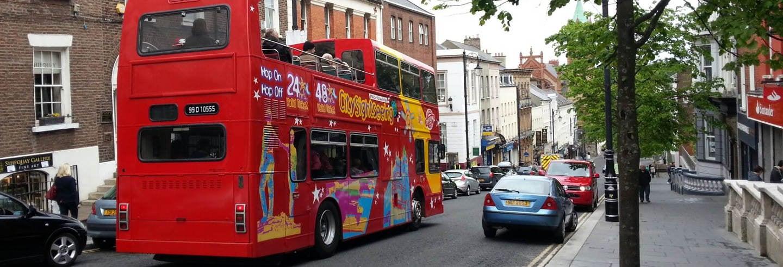 Bus touristique de Derry