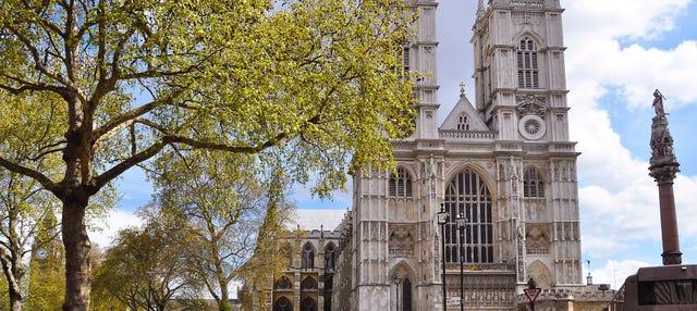 Entrada a la Abadía de Westminster