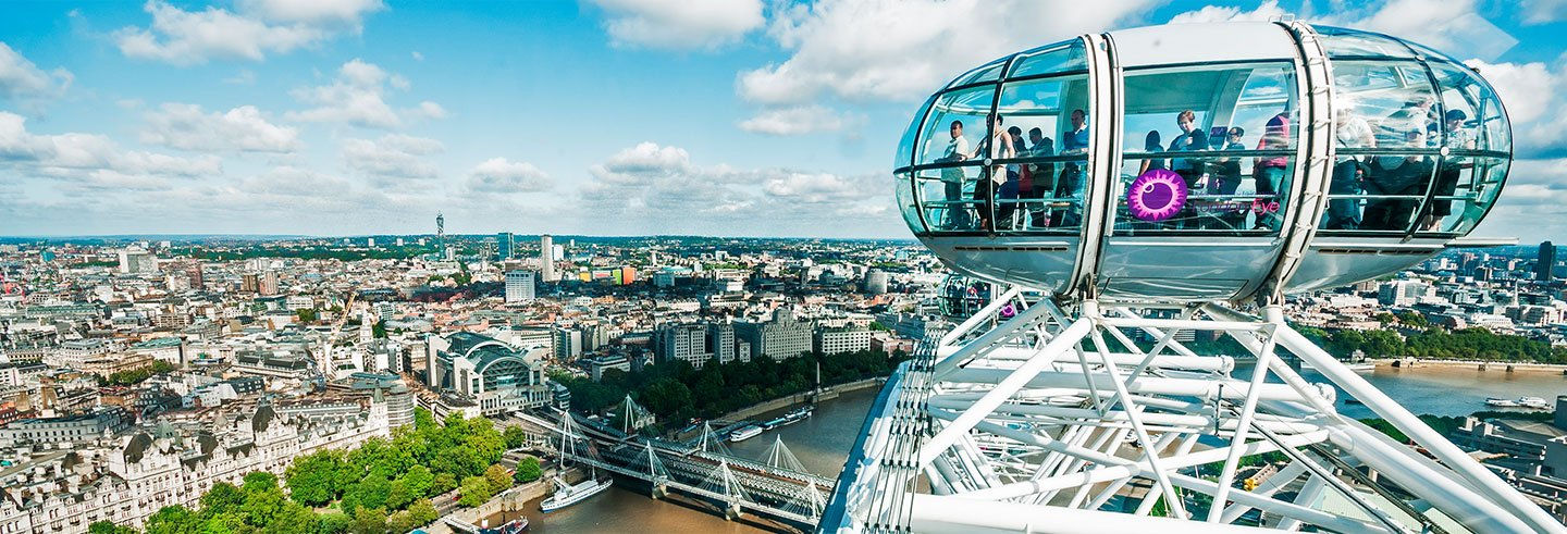 Ingressos para o London Eye