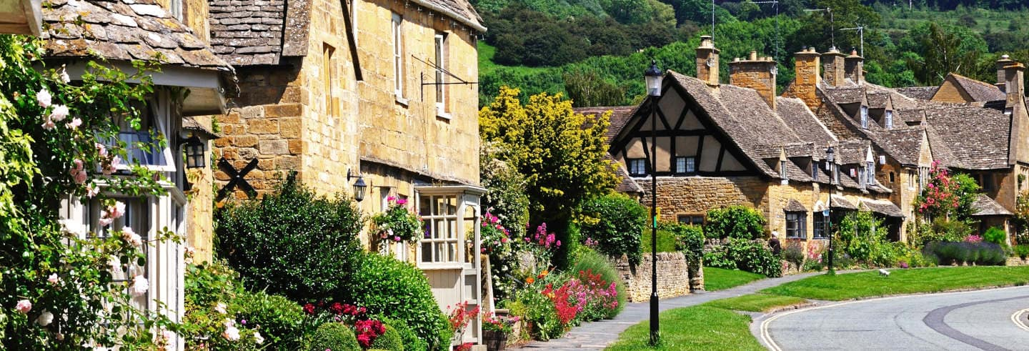 The Cotswolds & Blenheim Palace Day Trip