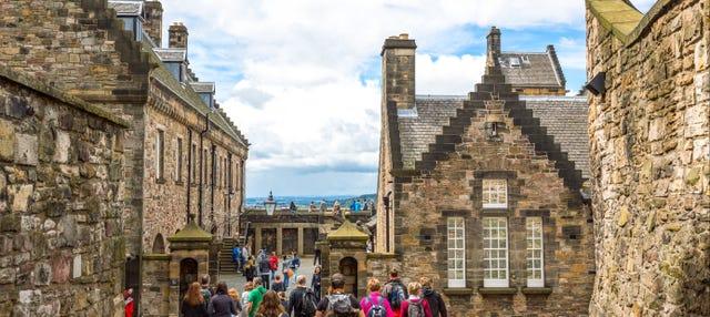 Escursione a Edimburgo