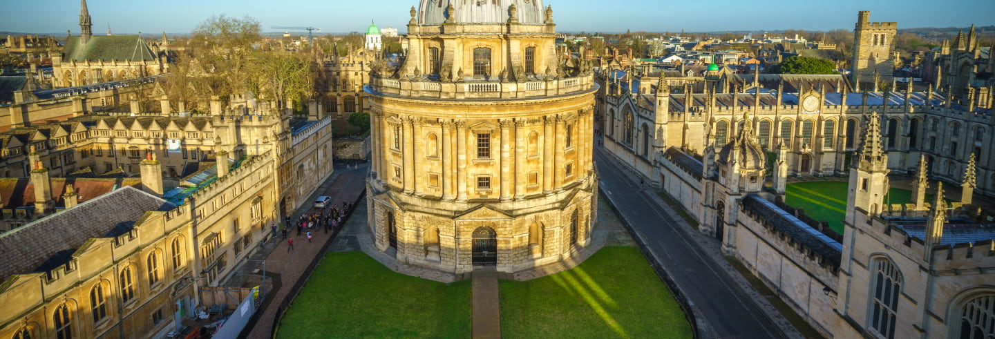 Excursão a Oxford e Cambridge