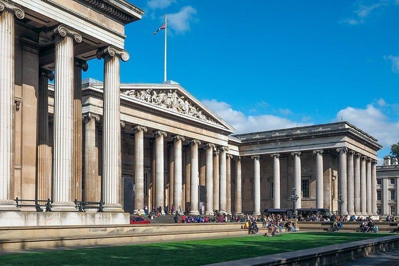 Resultado de imagen de museo británico de londres