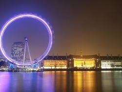 London Eye rencontres signature et datant point de croix