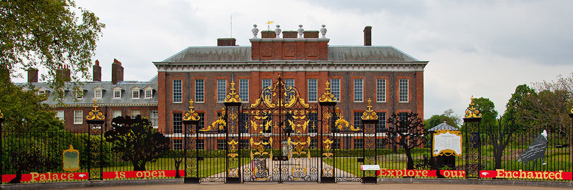Kensington Palace - Opening times, tickets and location in ...