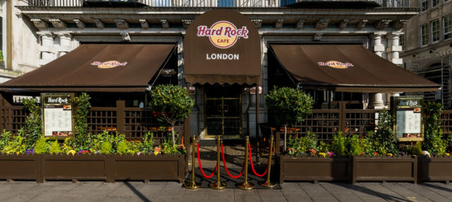 Hard Rock Cafe London Piccadilly