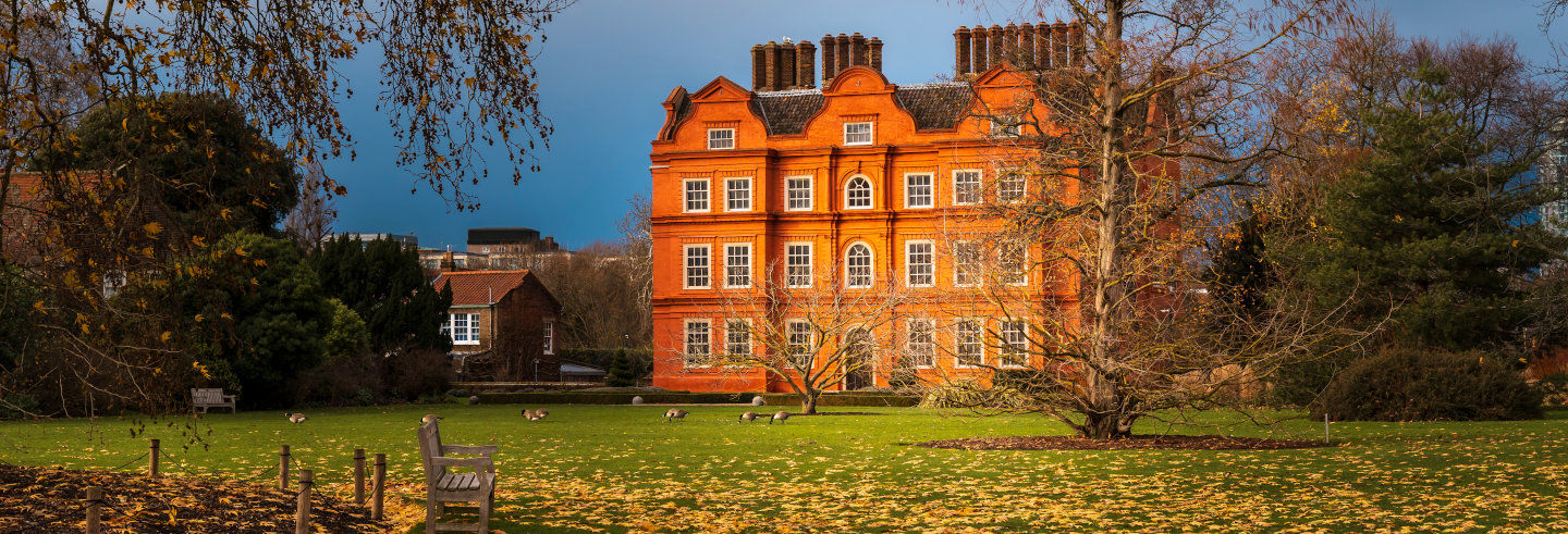 Kew Palace & Royal Botanic Gardens Ticket