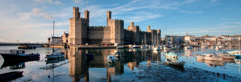 Tour de 5 días por Gales