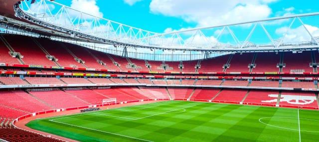Tour del Emirates Stadium