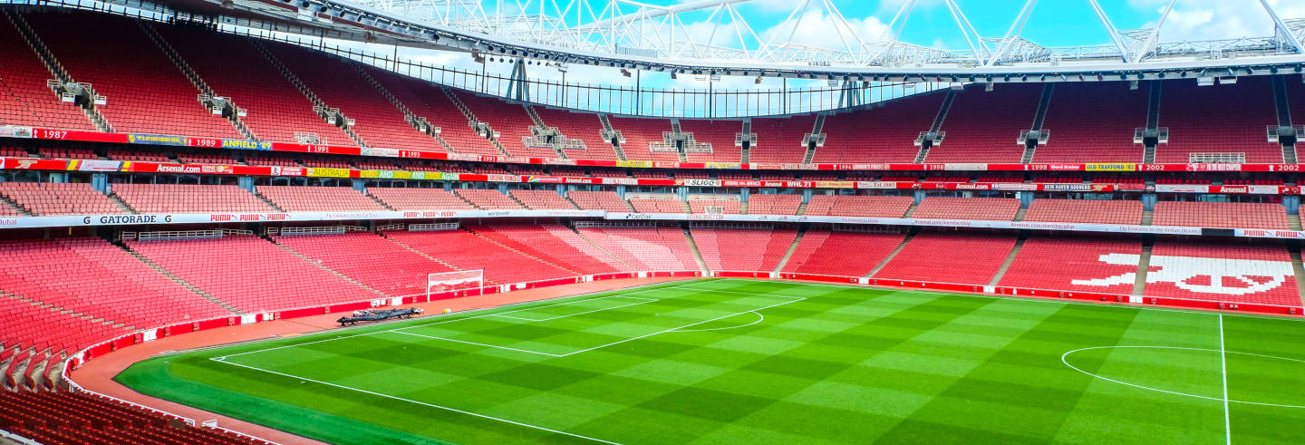 Tour del Emirates Stadium