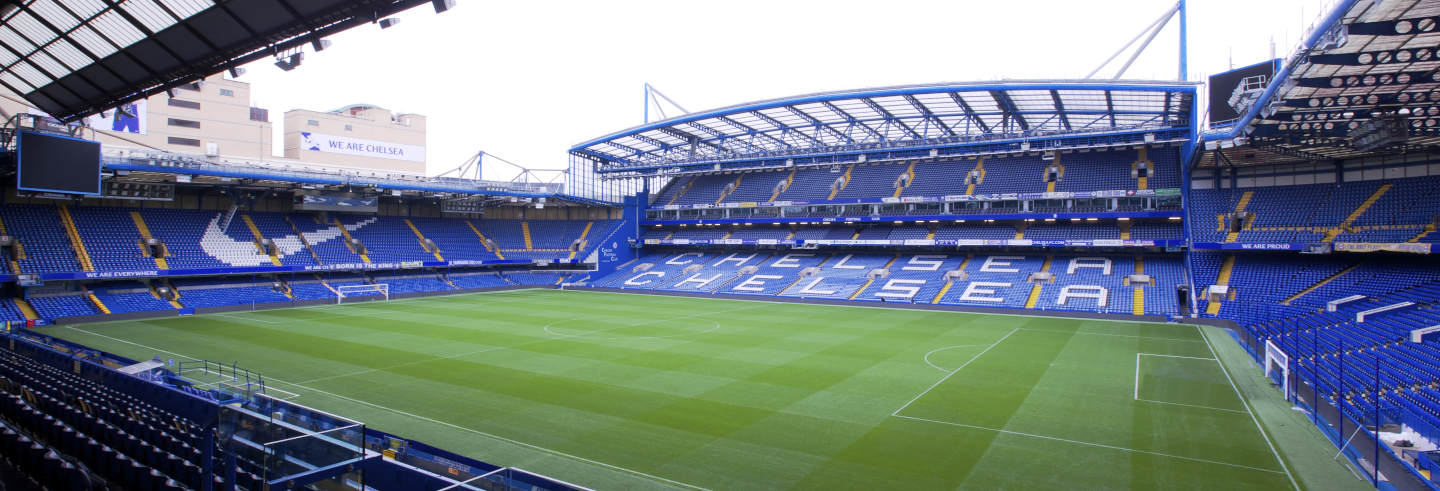 Tour de Stamford Bridge, el estadio del Chelsea FC