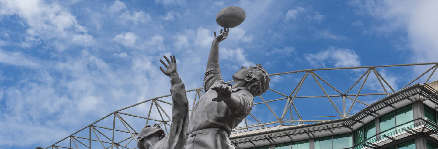 Twickenham Stadium & World Rugby Museum Tour