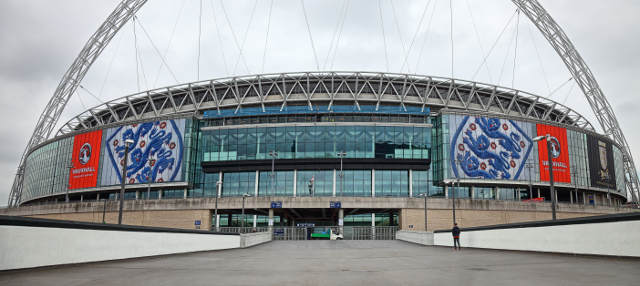 Tour del estadio Wembley