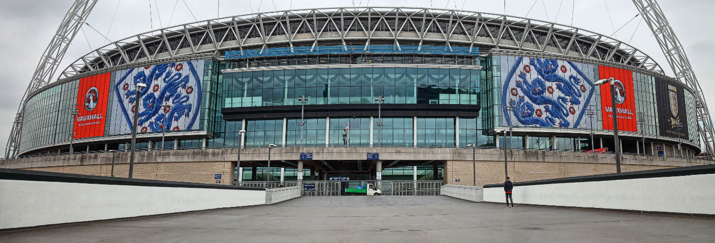 Tour del estadio Wembley