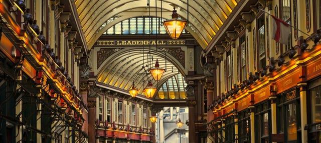 Tour de Harry Potter por Londres
