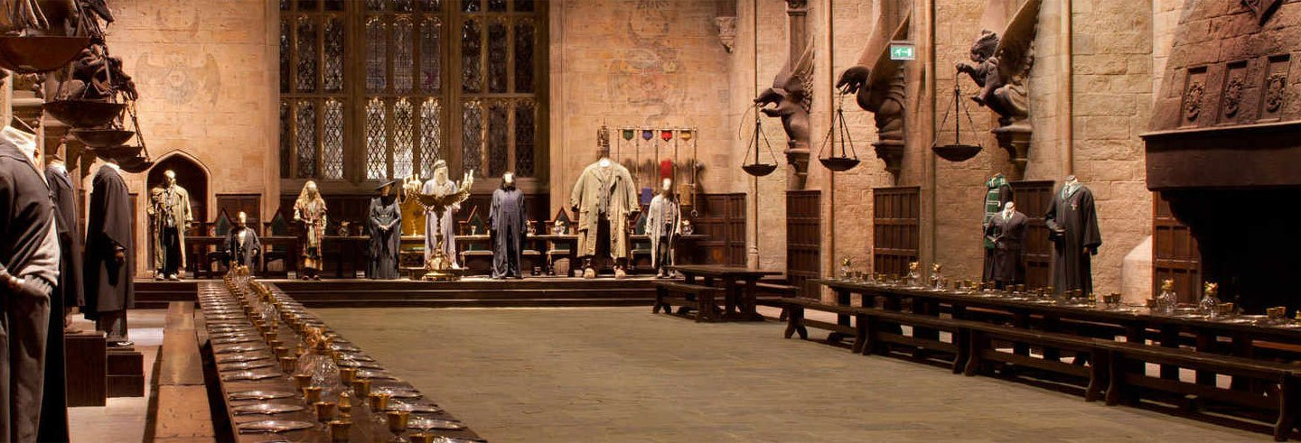 Tour di Harry Potter negli studi di Warner