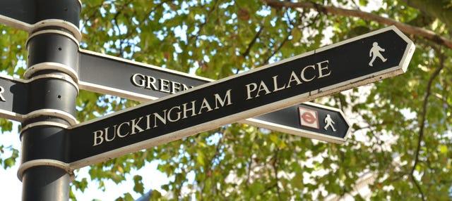 Tour panorámico por Londres con guía oficial
