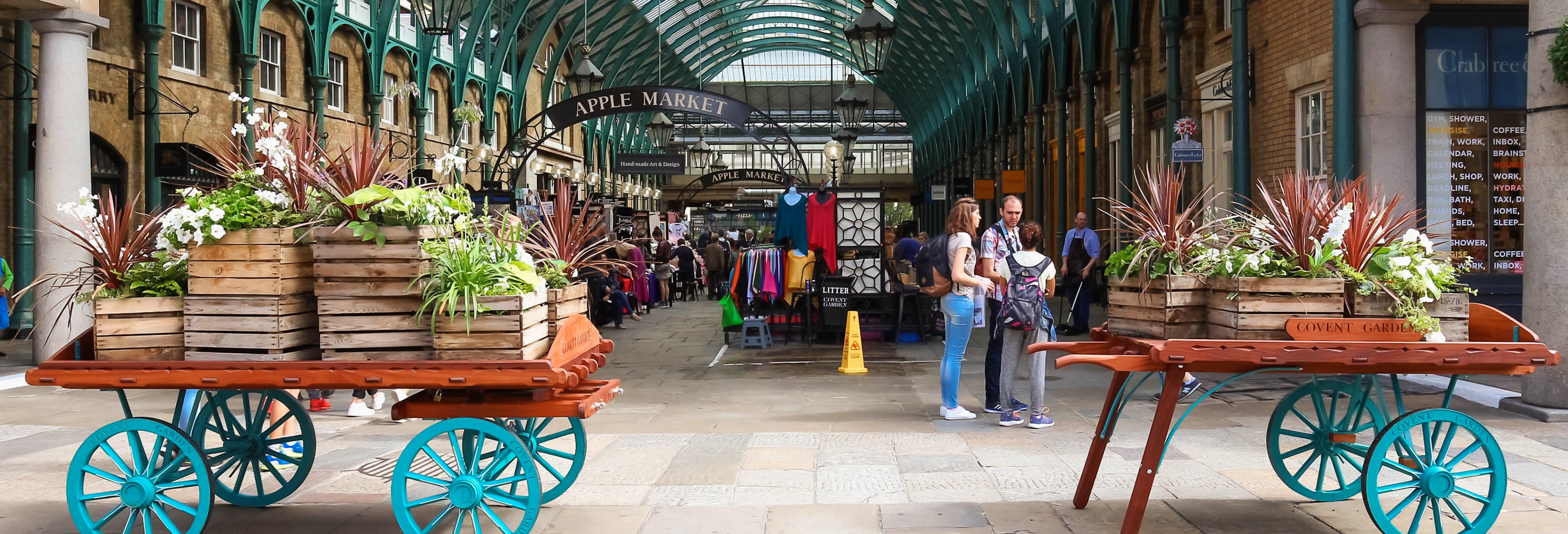 Tour por el Soho, Leicester y Covent Garden