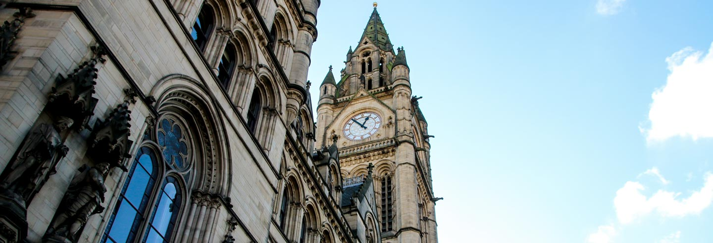 Free Walking Tour of Manchester