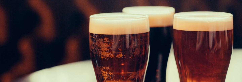 Visite de la bière à Manchester
