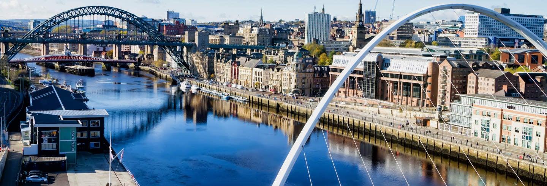 Tour por los puentes de Newcastle