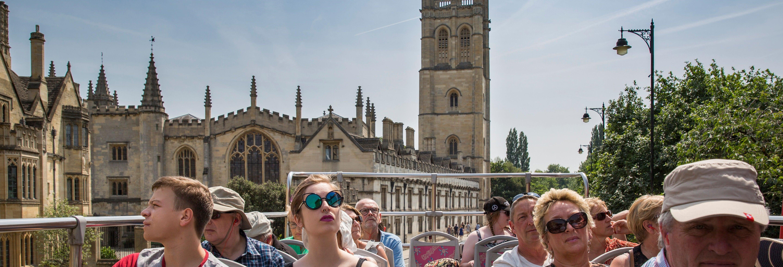 Autobus turistico di Oxford