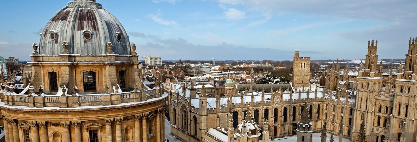 Tour navideño por Oxford