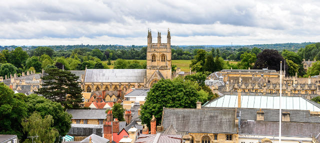 Tour privado de Tolkien por Oxford