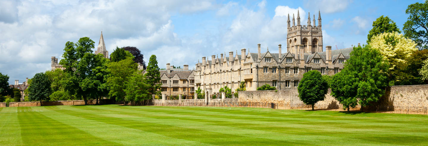 Tour de Tolkien por Oxford
