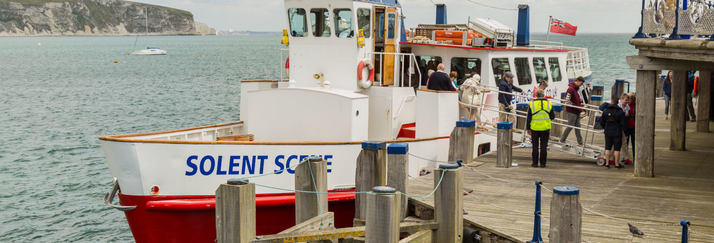 Ferry a Swanage