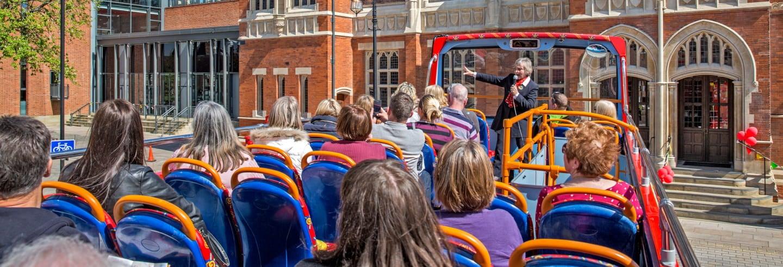 Autobús turístico de Stratford