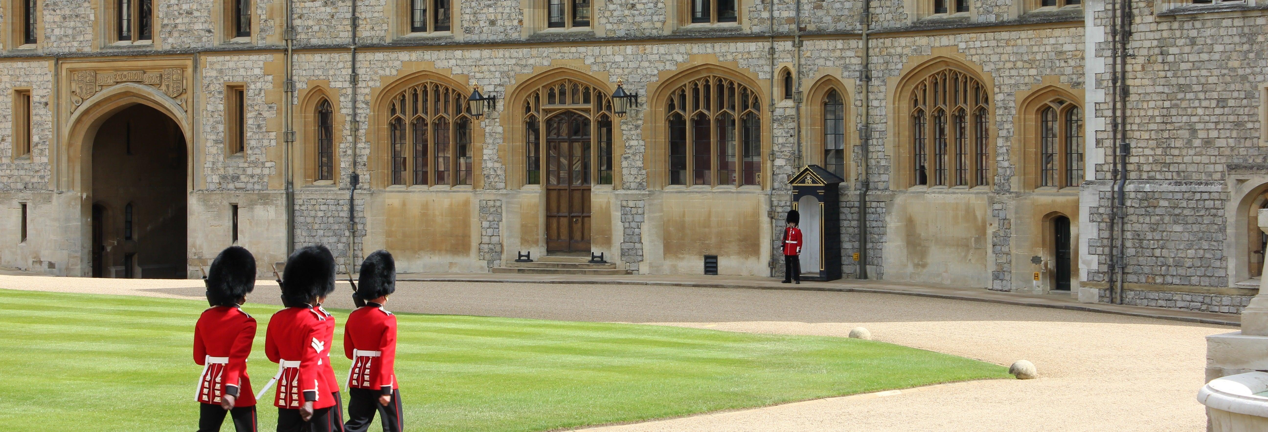 Ônibus turístico de Windsor