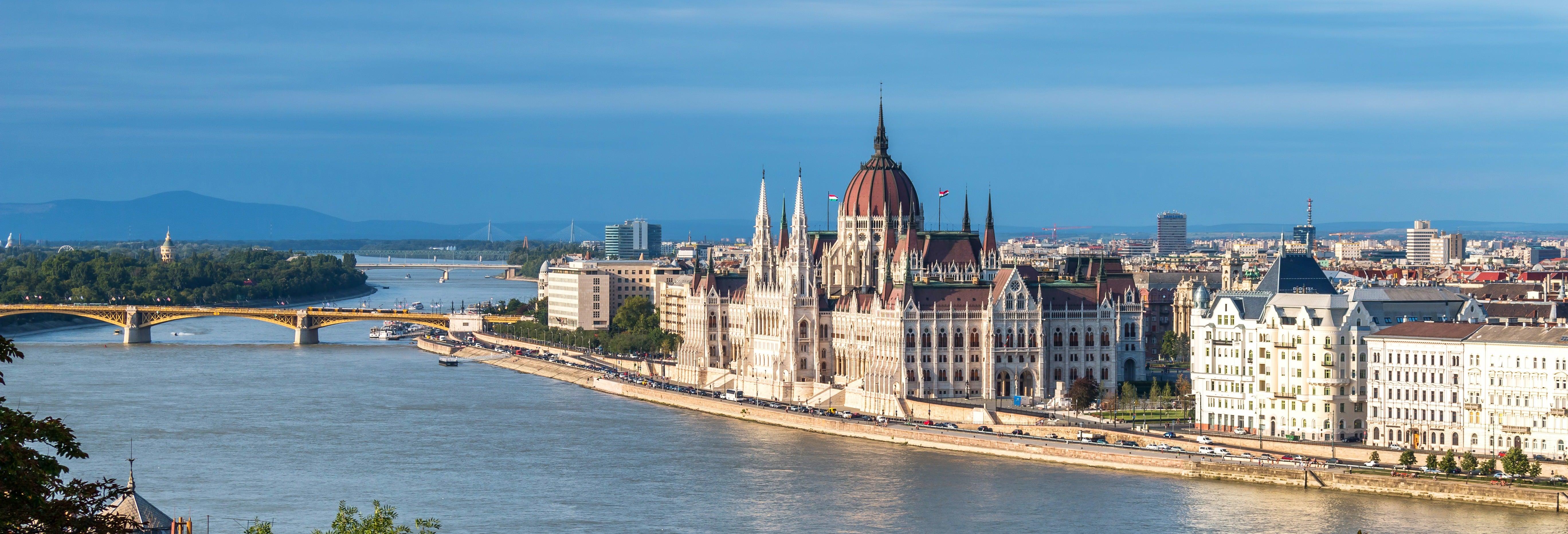 Tour de 4 o 5 días por Bratislava, Budapest y Viena