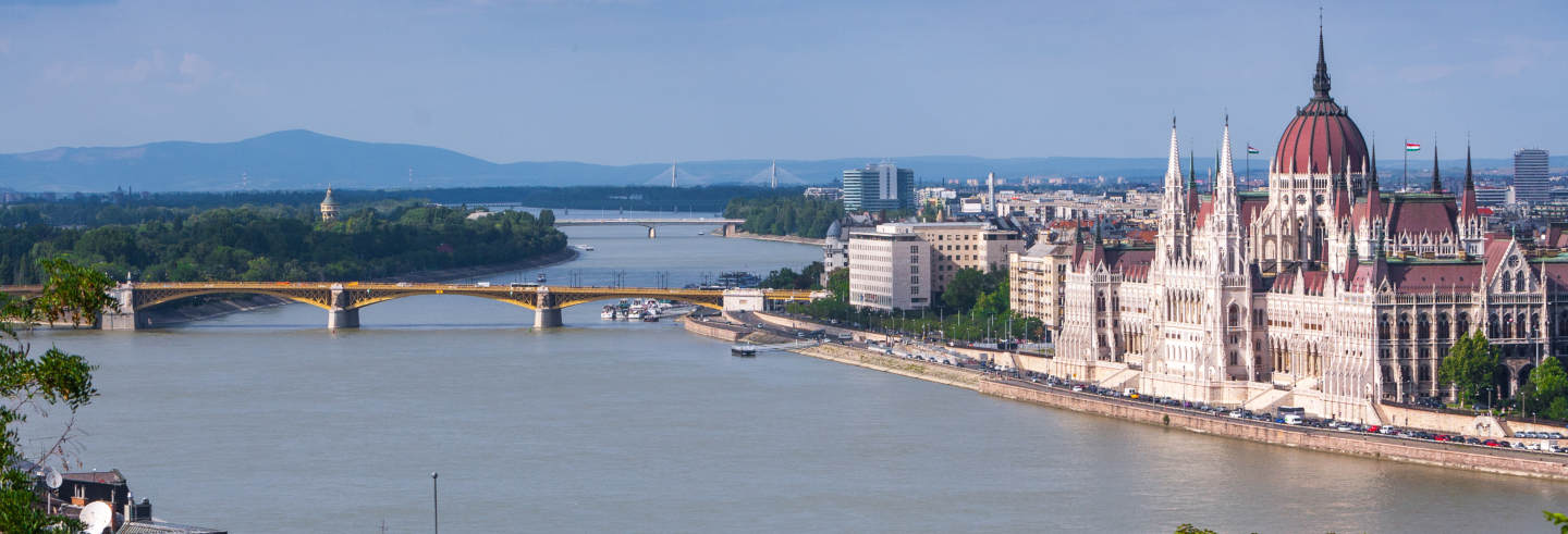 Tour de 4 días por Viena, Budapest y Bratislava