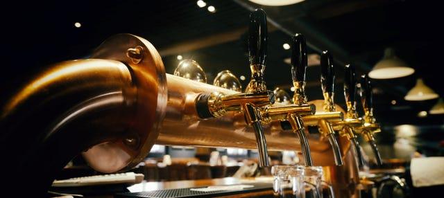 Excursión a la cervecería Kozel