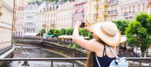 Excursión a Karlovy Vary