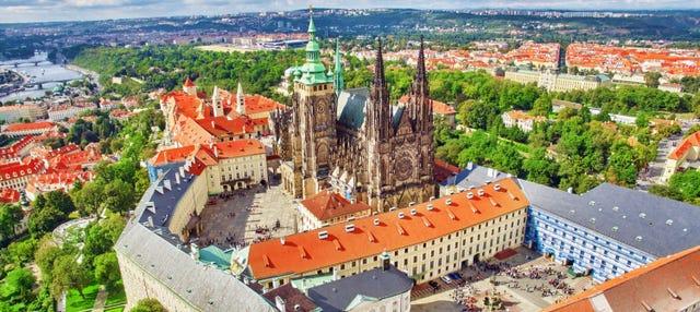 Free tour por el Castillo de Praga ¡Gratis!