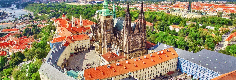 Free tour pelo Castelo de Praga. Grátis!