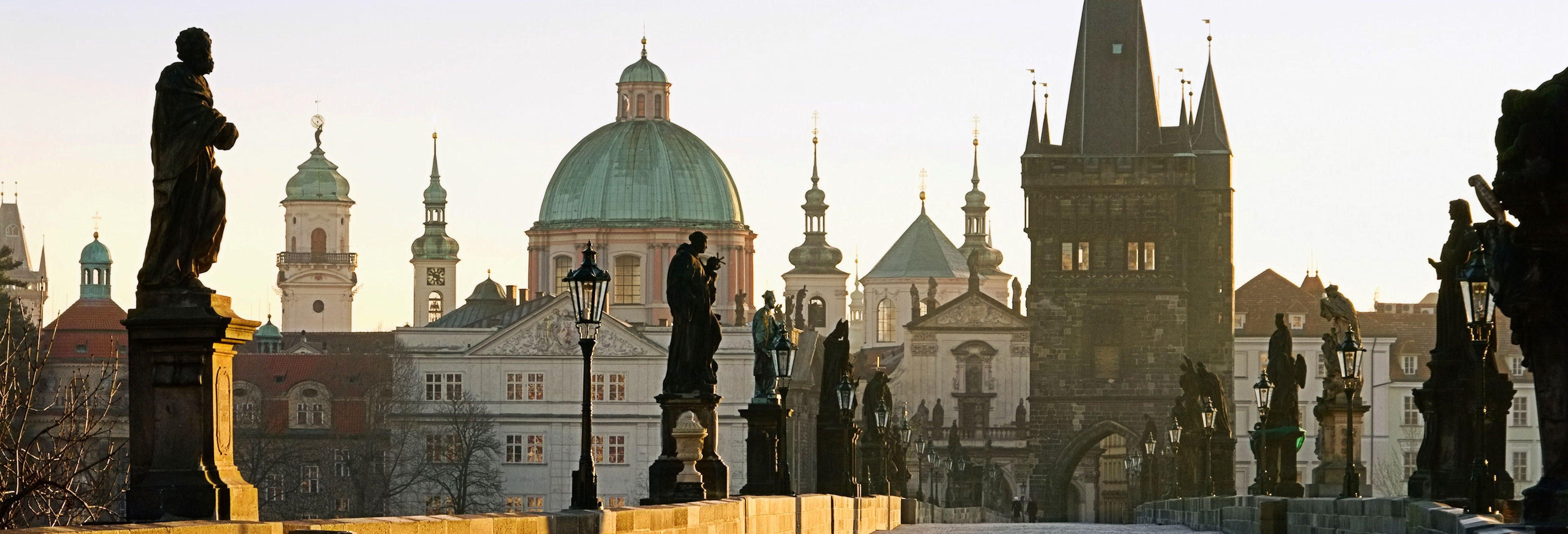 Free tour por Praga. Grátis!