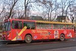 Autobus turistico di Praga