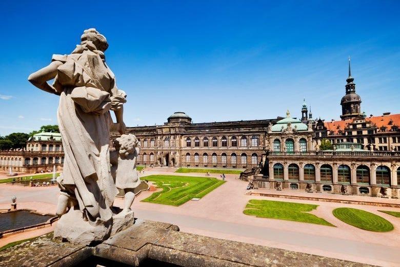 ,Excursión a Dresde,Visita Dresde