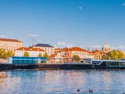 ,Crucero por el río Moldova,Crucero