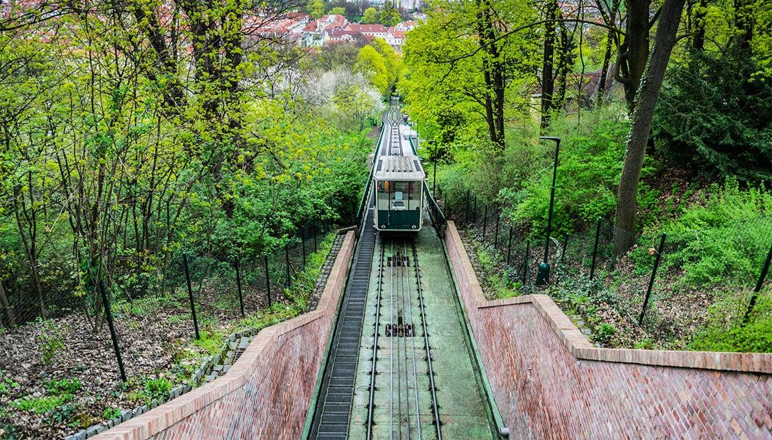 Funicular de Petřín