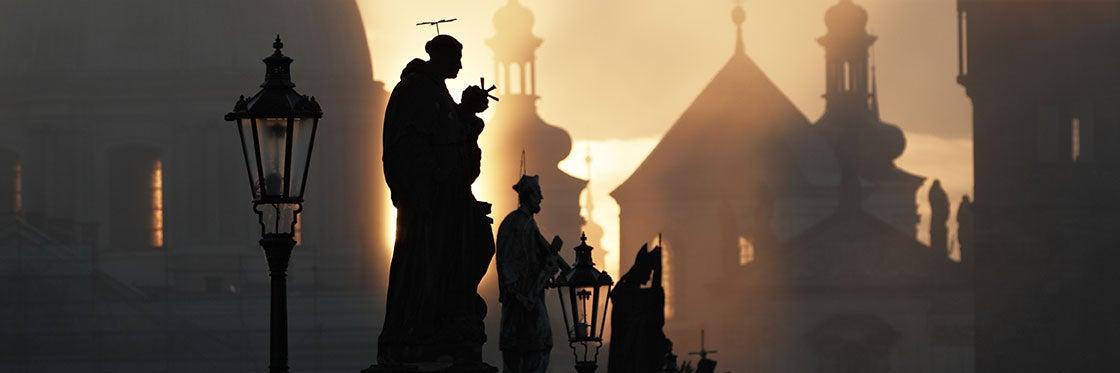 História de Praga