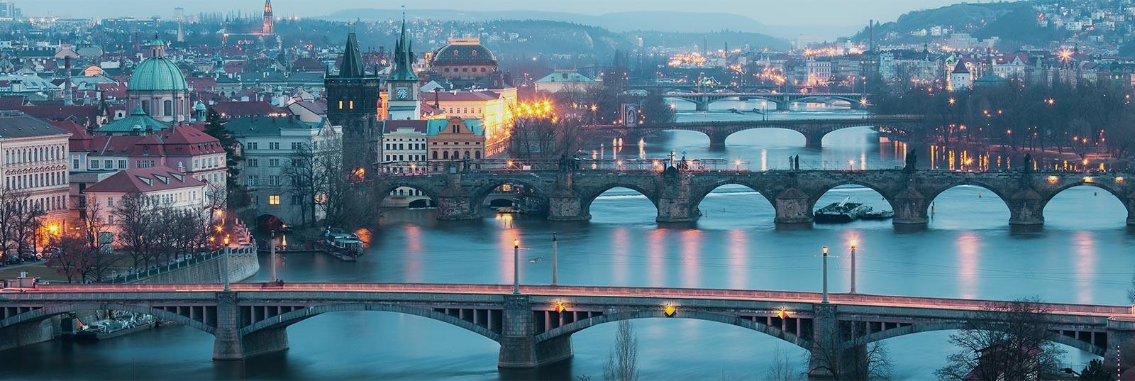 Guía turística de Praga