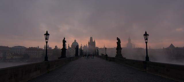 Tour de mistérios e lendas de Praga