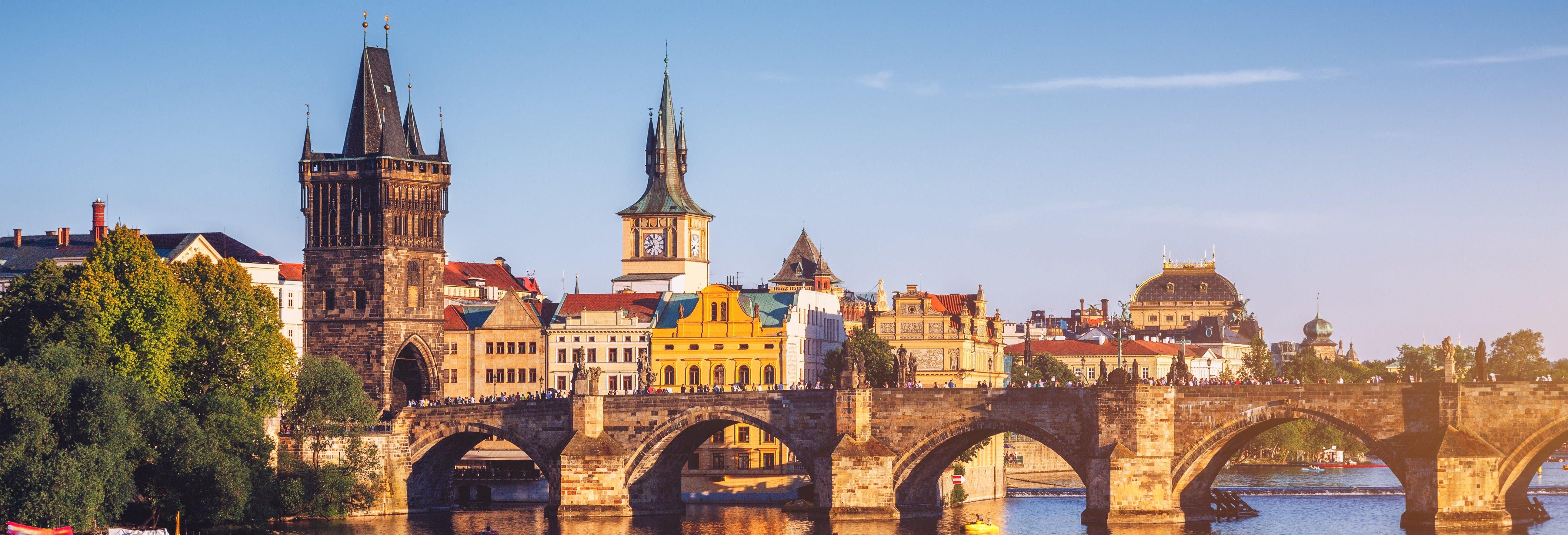 Tour panoramico di Praga e visita del Borgo del Castello
