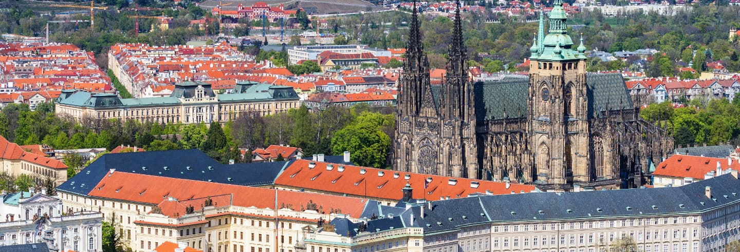 Guided tour of the Prague Castle